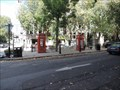 Image for Red Telephone Boxes - Clerkenwell Green, London, UK