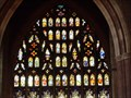 Image for West Window - Shrewsbury Abbey - Shropshire, UK.