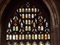 Image for West Window - Shrewsbury Abbey - Shropshire, UK.