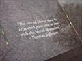 Image for Thomas Jefferson - Memorial Park - Cupertino, CA