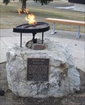 Image for NANIQ Eternal Flame - University of Alaska - Fairbanks, AK