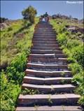 Image for Sevanavank stairway -  Sevanavank (Gegharkunik Province, Armenia)