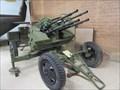 Image for ZPU-4 Anti-Aircraft Artillery - Arizona Military Museum, Papago AAF, Phoenix, AZ