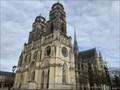 Image for Roi Soleil et la cathédrale Sainte-Croix - Orléans - France