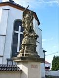 Image for St. Michael (archangel) - Hustopece nad Becvou, Czech Republic
