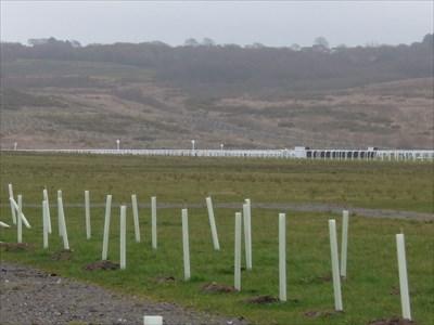 Ffos Las Racetrack - Carmarthenshire, Wales.