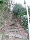Image for Terrace Walk Stairs - Llanfairfechan, Conwy, Wales