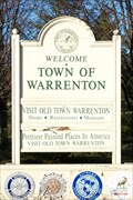 """Image for Welcome - Town of Warrenton - """"Prettiest Painted Places in America"""""""
