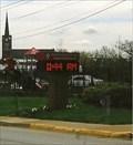 Image for Immanuel Lutheran Church & School Sign - Washington, MO