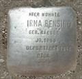 Image for Irma Bensing - Stuttgart, Germany, BW