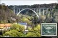 """Image for Bechynský most Duha / Bechyne """"Rainbow"""" bridge - Bechyne (South Bohemia)"""