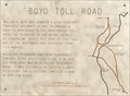 Image for Boyd Toll Road