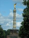 Image for Victoria, Roman Goddess of Victory - Siegessäule, Großer Stern - Berlin, DE