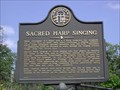Image for Sacred Harp Singing - GHM 022-6 - Carroll Co., GA