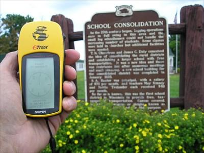 Marker w/GPS