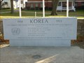 Image for Korean War Memorial  - Webster, MA