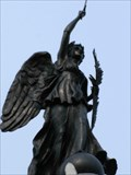 Image for Goddess of Victory and Peace - Gettysburg, PA