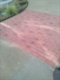 Image for Angel of Vision Brick Walkway - John Brown University - Siloam Springs AR