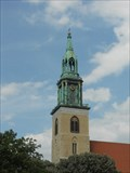 Image for St. Mary's Church Bell Tower - Berlin, Germany