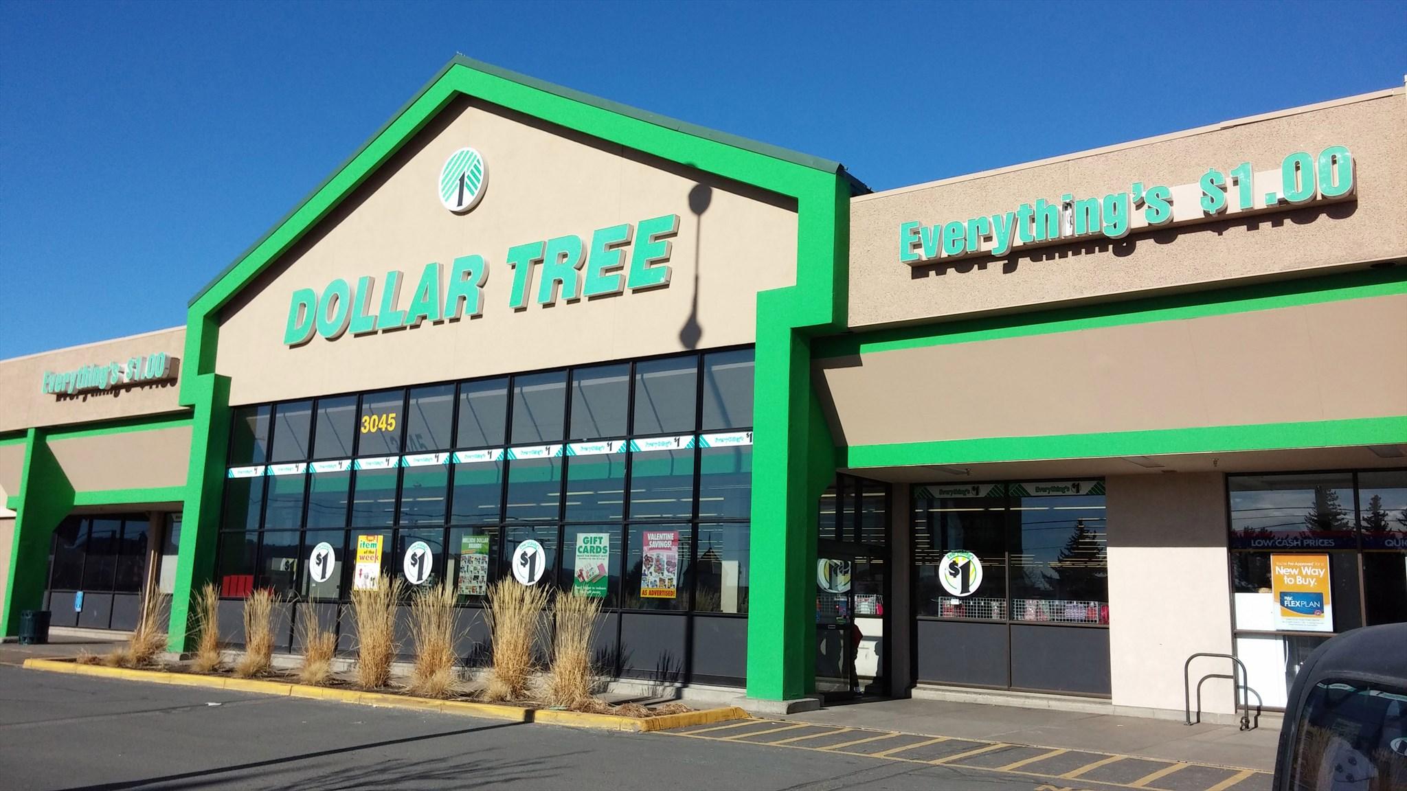 Dollar Tree Store #2757 - Klamath Falls, OR Image