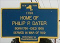 Image for Home of Philip P. Dater  -  Troy, NY