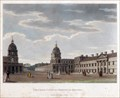 Image for The Great Court of Greenwich Hospital - Greenwich (London, UK)