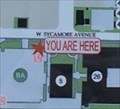 Image for Barrea Parking Structure Map - Orange, CA