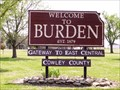 Image for Welcome to Burden