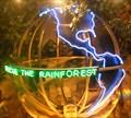 Image for Rainforest Cafe Earth Globe - Lake Buena Vista, FL