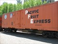 Image for Train Cars at Depot Park - Sonoma, CA
