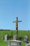 Image for Crucifix - St. Joseph Cemetery - Rhineland, MO