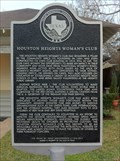 Image for Houston Heights Woman's Club