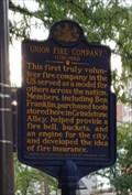 Image for Union Fire Company (1736-1843) - Philadelphia, PA