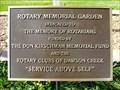 Image for Rotary Memorial Garden - Dawson Creek, BC