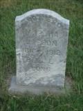 Image for 102 - Martha Larson -  Fairlawn Cemetery - Stillwater, OK