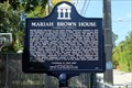 Image for Mariah Brown House
