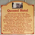 Image for Quesnel Hotel - Quesnel, BC