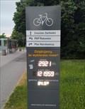 Image for Automatic Cyclist Counter - Banacha / Zwirki i Wigury - Warsaw, Poland