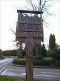 Image for Stagsden Village Sign - High Street, Stagsden, Bedfordshire, UK