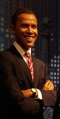 Image for Barack Obama - London, London