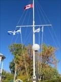 Image for Alymer Marina Nautical Flag Pole - Aylmer, Québec