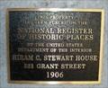 Image for Hiram C. Stewart House
