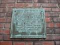 Image for John Emerson Historical Marker – Davenport, IA