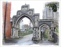 Image for Archway St Mary's of Charity - Faversham, Kent, UK.