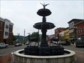Image for North West Plaza Fountain - Warren, PA