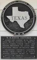 Image for N. H. Davis Cottage