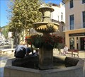 Image for La fontaine des Quatre Nations - Cassis, France