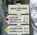 Image for 874 metru nad morem - Vrch tri panu / okres Teplice, CZ
