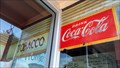Image for Coca-Cola Sticker - Pioneer Building - Susanville, CA
