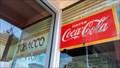 Image for Coca-Cola Sticker - Pioneer Building - Susanville, CA